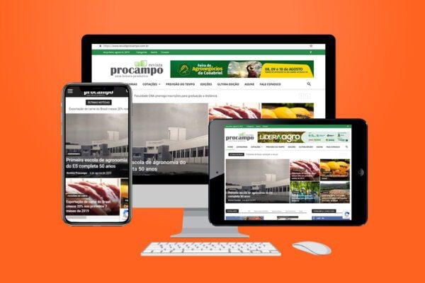 Site – Revista Procampo